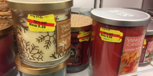 Kohl's: *HOT* Clearance Finds on Yankee Candles, Star Wars Blankets, Cuddl Duds Sheet Sets & More