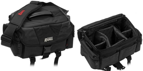 Canon DSLR Camera Gadget Bag Only $14.99 Shipped (Regularly $33.95)