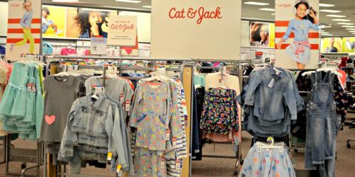 Target.com: Buy 1 Get 1 50% Off Dresses & More = Cat & Jack Dresses Only $7.49 Each