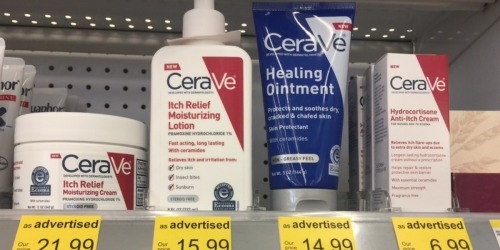 Walgreens: CeraVe Hydrocortisone Anti-Itch Cream Only 99¢ (Regularly $6.99) & More