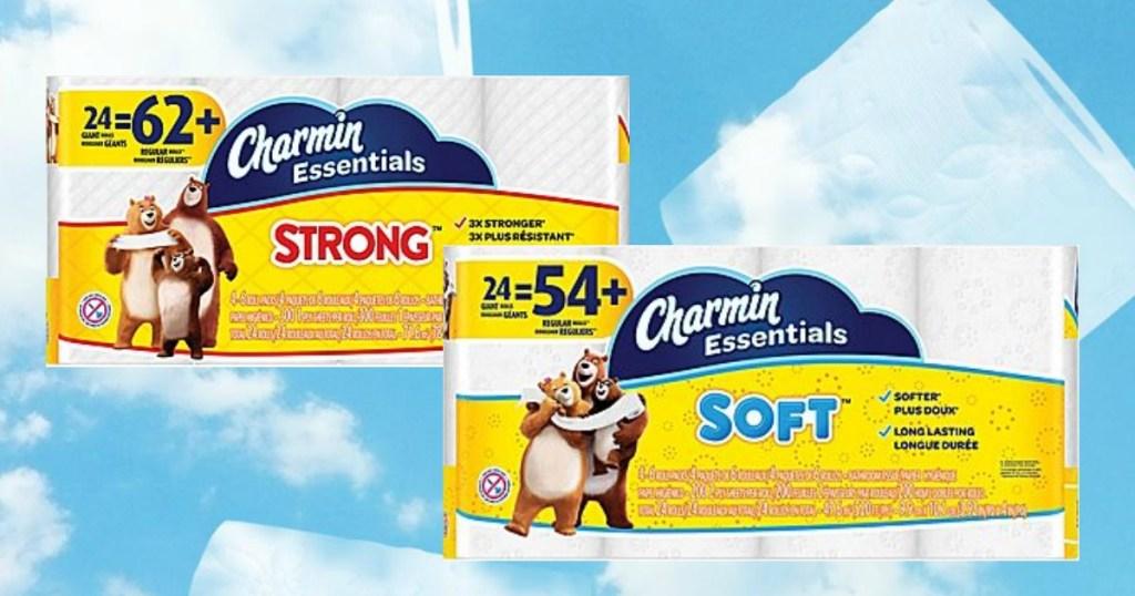 Charmin Essentials Toilet Paper
