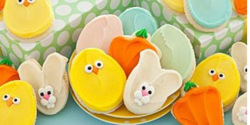 Cheryl's Cookies Easter Cookie Sampler AND $10 Reward Card Only $19.99 Shipped