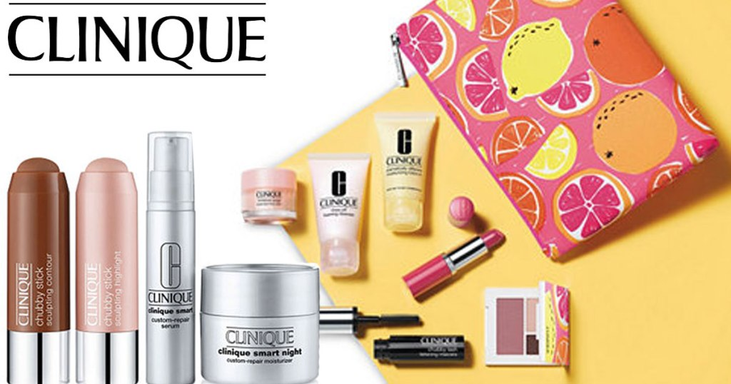 332ad02b862 Through April 15th, head to Macy's.com where you can where you can score a  Free Clinique 7-Piece Bonus Gift ($70 value!) with any $28 Clinique  purchase.