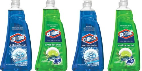 Target.com: Clorox Dish Soap 26oz Bottles Only $1.49 Each (After Gift Card) – No Coupons Needed