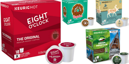 Office Depot/OfficeMax: Coffee K-Cups As Low As 31¢ Each (Donut Shop, Green Mountain & More)