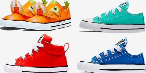 Converse: Extra 25% Off Clearance = Kids' Shoes Just $15 Shipped (Reg. $35) & More