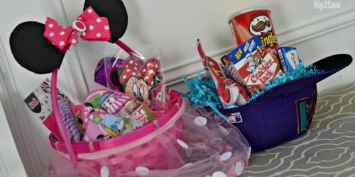 SIX Easy & Creative Easter Basket Ideas
