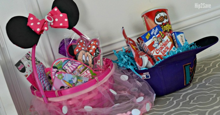 SIX Easy & Creative Easter Basket Ideas