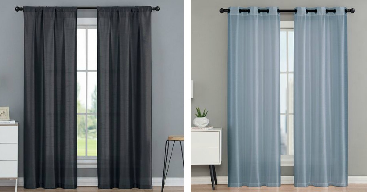 VCNY Home 2-Pack Curtains