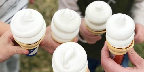 FREE Dairy Queen Soft Serve Ice Cream Cone on March 20th