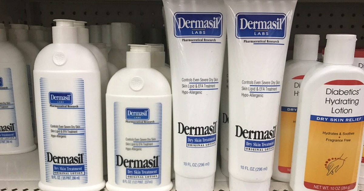 Dollar Tree Dermasil And Excipial Lotions Only 1 Hip2save
