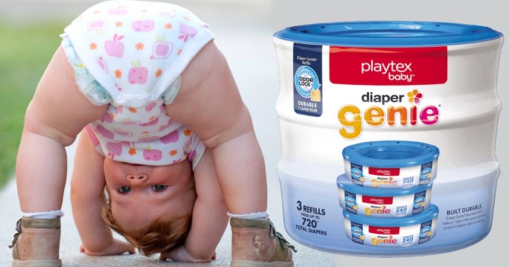 Diaper Genie Refill