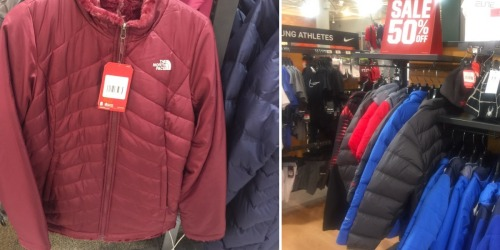 Dick's Sporting Goods: 50% Off The North Face, Columbia & More (In-Store & Online)