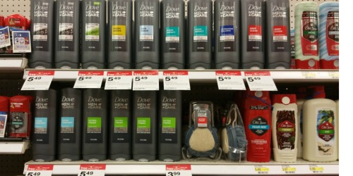 Target: Dove Men +Care Products Only $1.22 Each After Gift Card (Reg. $5.49)