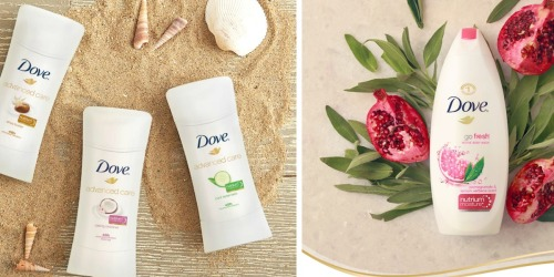 Sign Up to Receive Free Dove Samples, Exclusive Offers & More