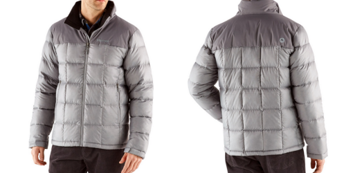 REI: Marmot Men's Down Jacket Only $83.87 Shipped (Regularly $225)