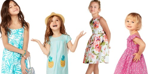 Gymboree: $25 Off $100 Purchase + Free Shipping = BIG Savings on Easter Dresses & More