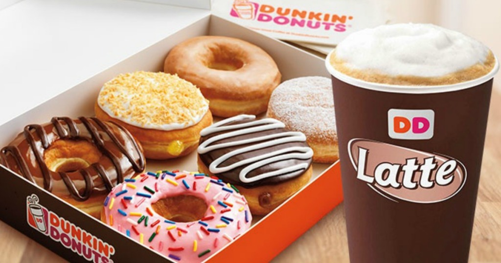 Raise 50 Dunkin Donuts Gift Card Only 2870 New Customers