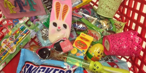 Stuff Those Easter Baskets w/ Great Deals On Easter Items & Candy at Target