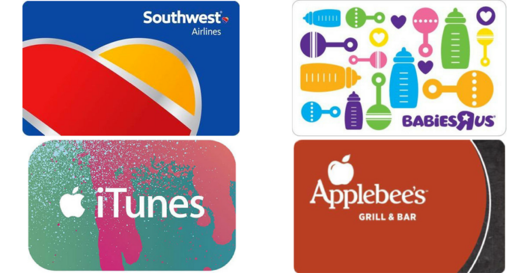 200 Southwest Airlines Egift Card Only 185 More Discounted Gift Card Deals Hip2save