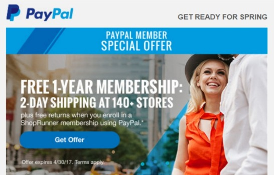 paypal email