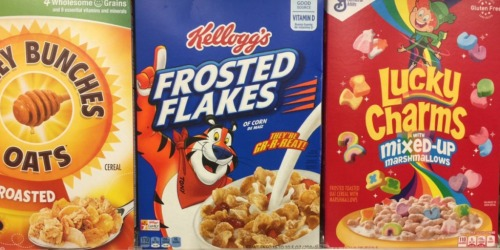 Walgreens: Kellogg's Frosted Flakes ONLY $1.13 (Starting 3/26)