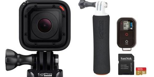 B&H Photo: GoPro HERO Session Bundle Only $179 Shipped (Regularly $240)