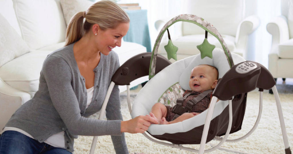 Target Com Deep Discounts On Graco Baby Swings Car Seats