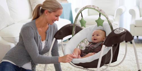 Target.com: DEEP Discounts on Graco Baby Swings, Car Seats & More