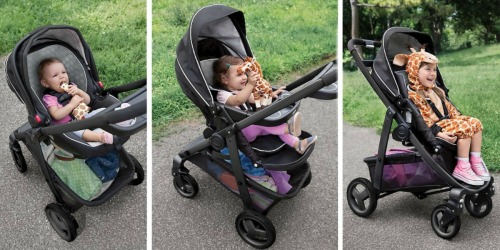 Target.com: Highly Rated Graco Modes Travel System Only $200.63 Shipped (3 Strollers In One)