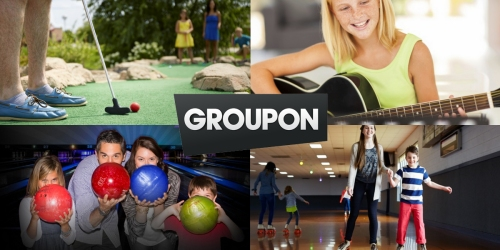 Plan Something Fun & Frugal For Spring Break w/ 20% Off Groupon Local Deals