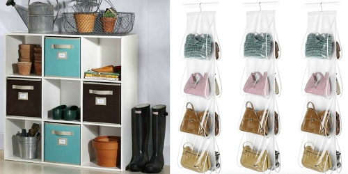 Martha Stewart Fabric Drawers $3.19 Shipped + More Outlet Deals at Home Decorators Collection