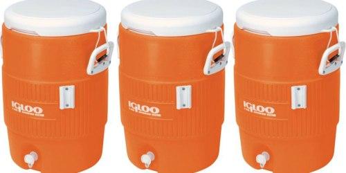 Walmart.com: Igloo 5 Gallon Cooler Just $18.44 (Great For Outdoor Parties)