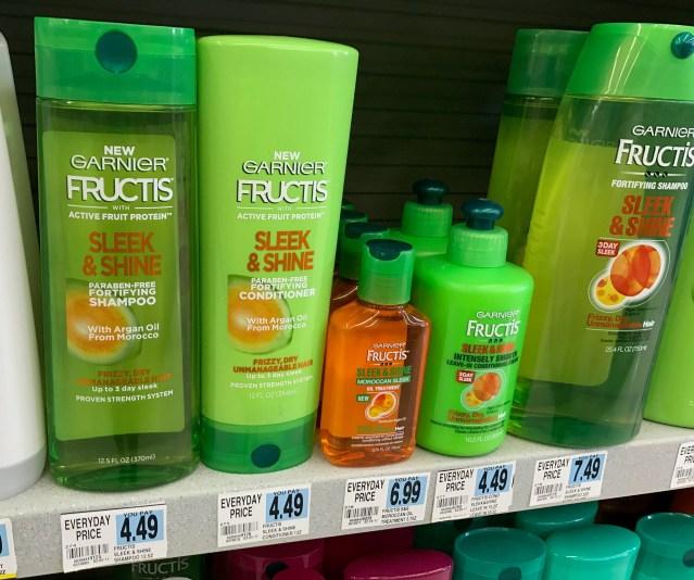 Rite Aid Best Deals Garnier Fructis