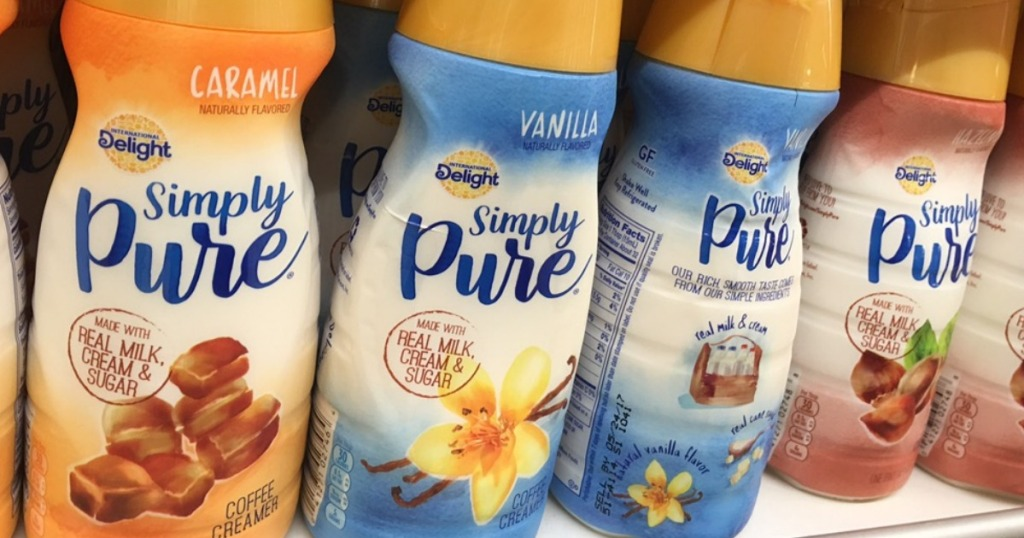 Simply Pure Creamer