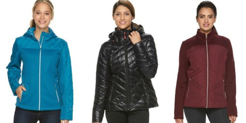 Kohl's Cardholders: Free Country Hooded Knit Jacket ONLY $16 (Regularly $80) + More