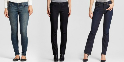 Target.com: EXTRA 20% Off Women's Jeans