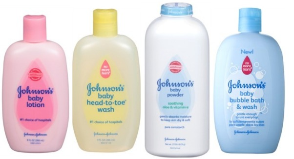 Rite Aid Johnsons Products