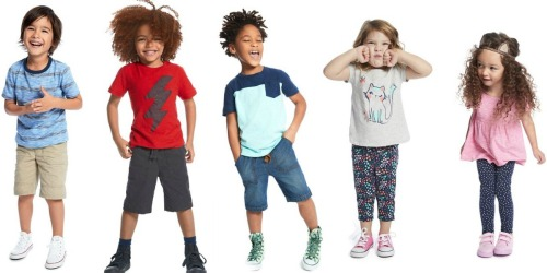 Kohl's: HUGE Savings on Kid's Clothing = Tops, Skirts, Shorts & More Only $3.20 Each