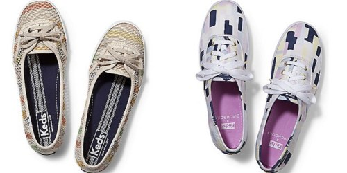 Keds.com: 75% Off Sale + Extra 10% Off = Shoes Just $17.95 Shipped (Regularly $50+)
