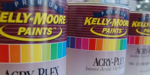 Kelly-Moore: Free Color Paint Sample Quart