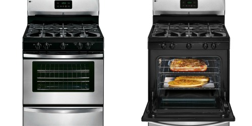 Sears.com: Kenmore Gas Range Only $363.99 + Earn $50 SYW Points