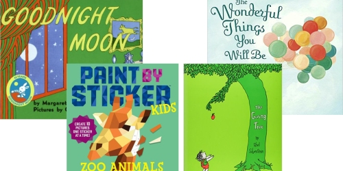 Amazon: Goodnight Moon Book Only $4.49 (Reg. $8.99) + More Book Deals For Kids