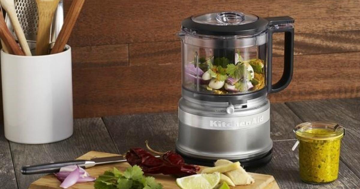 Kohl's Cardholders: KitchenAid Mini Food Processor Only ...