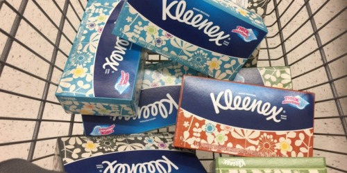 Walgreens: Kleenex Tissues 85-Count Only 32¢ Each (Starting 3/26)