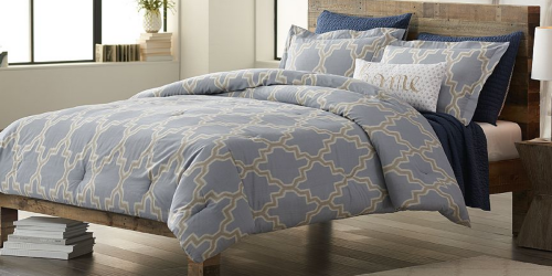 Kohl's Cardholders: Sonoma Comforter Bedding Sets Starting at $16.79 Shipped (Reg. $219.99) + More