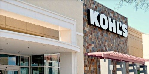 Up to 40% Off Entire Kohl's Purchase with New Mystery Code