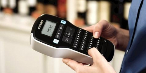 Amazon: DYMO LabelManager Handheld Label Maker Only $9.99