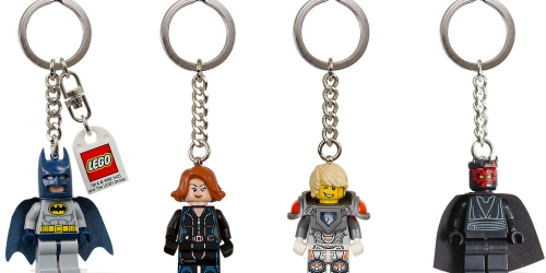 LEGO Key Chains Only $1.65 (Reg. $4.99) + More