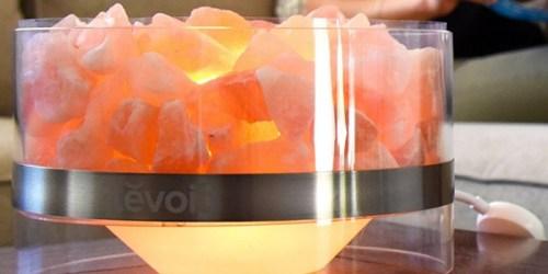 Amazon: Levoit Aria Himalayan Salt Lamp Only $59.99 Shipped (Regularly $159)